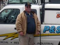 Phil Sandridge, Founder of P&S Electric