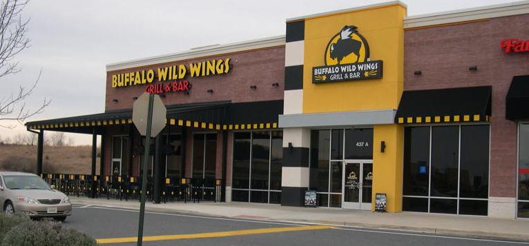 Buffalo Wild Wings Service